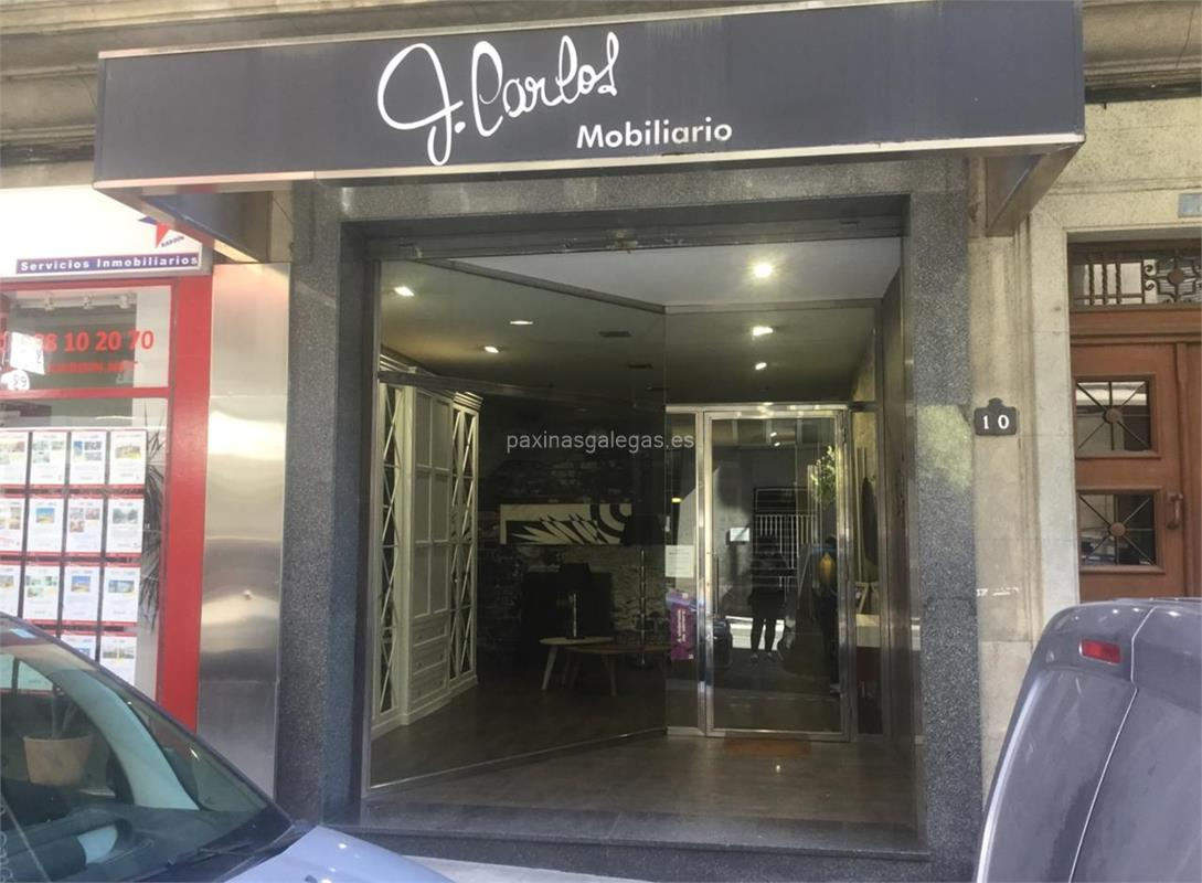J Carlos Mobiliario Ourense