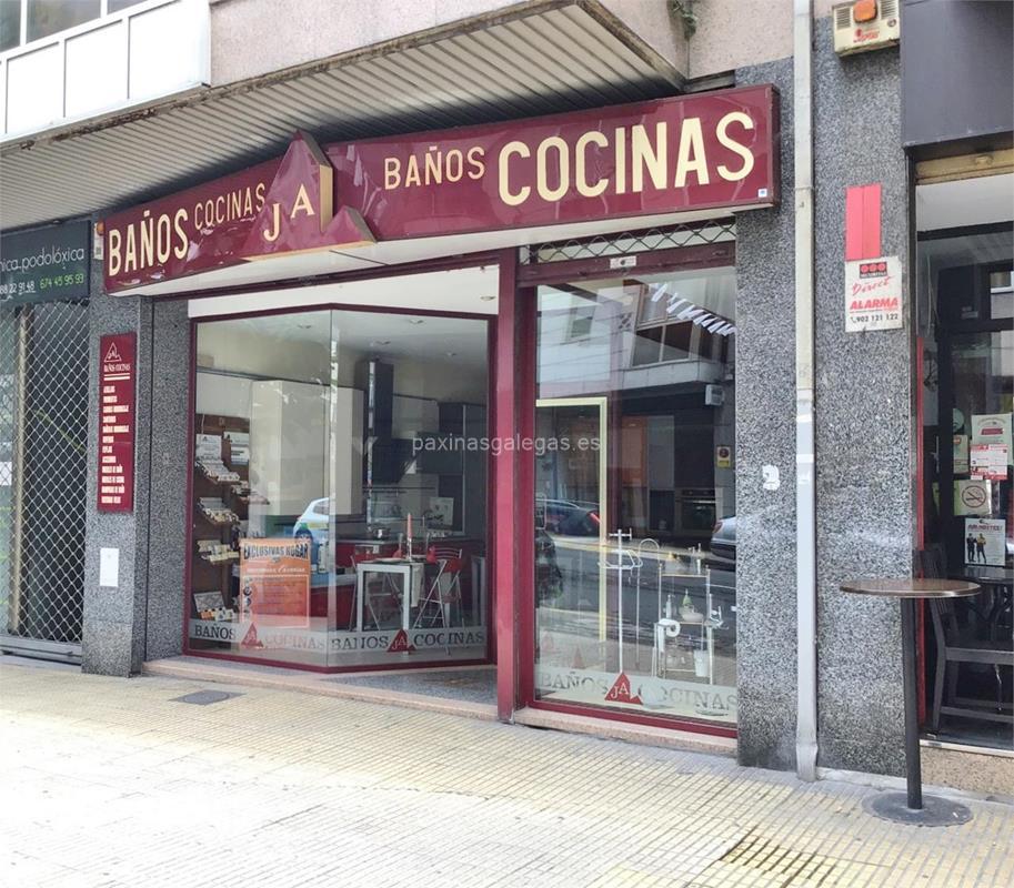 Muebles De Cocina Y Baño J A En Ourense