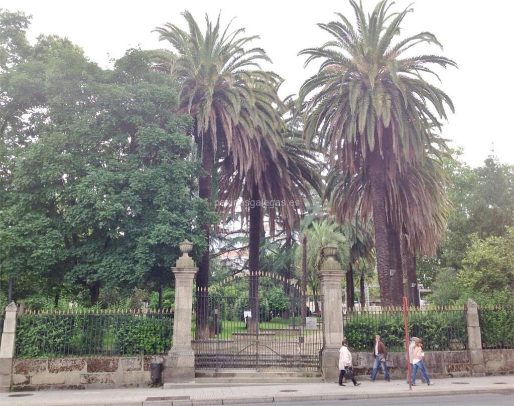 Jardines del pos o ourense for Jardin del posio ourense