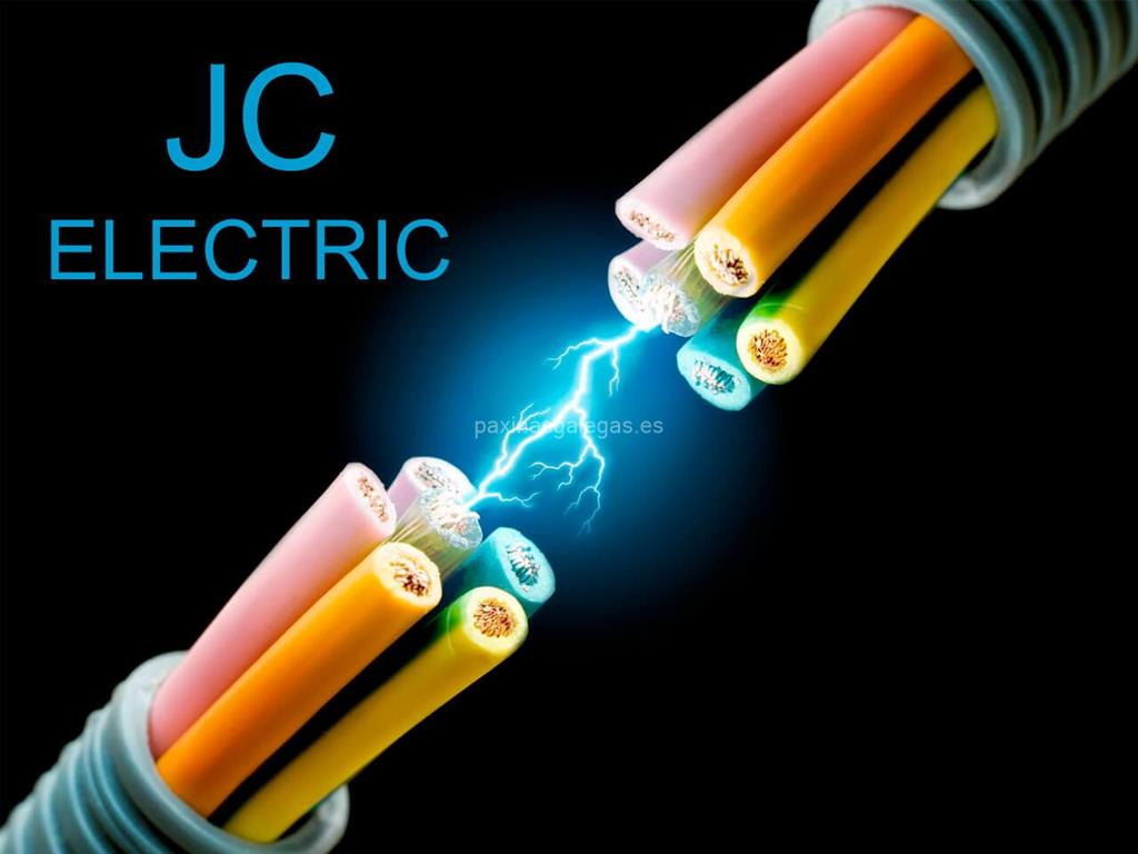 logotipo JC Electric