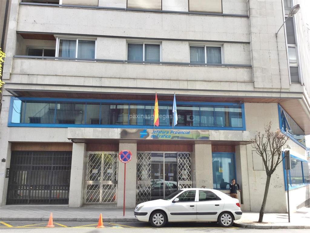 Jefatura provincial de tr fico oficina administrativa for Oficina trafico vigo