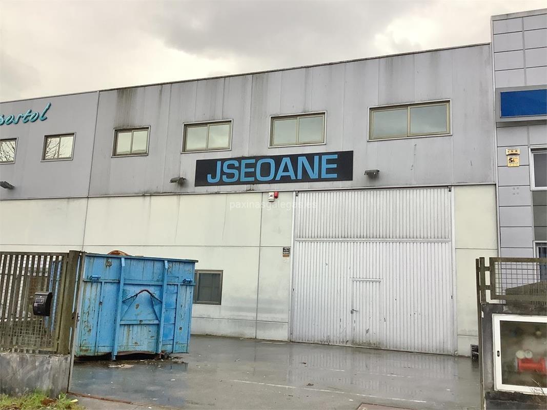 Fábrica de Muebles - JSeoane - Santiago