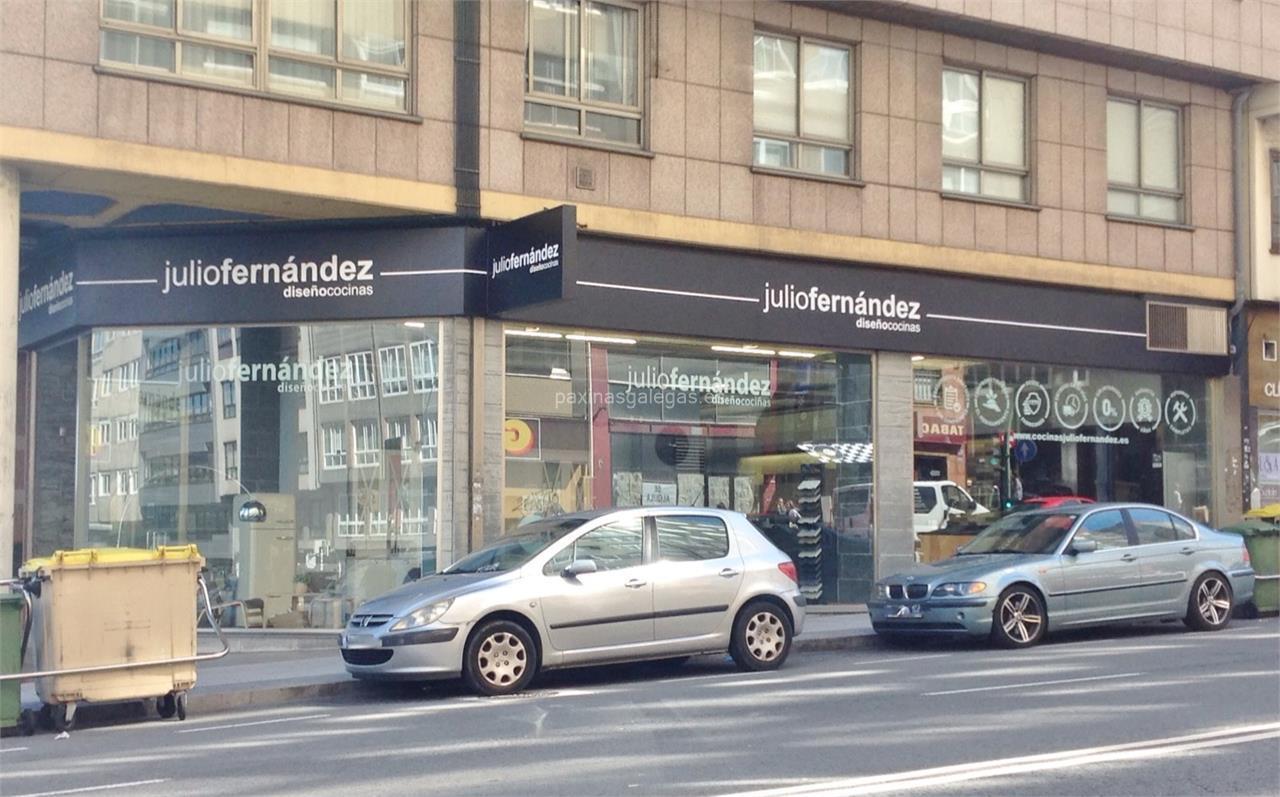Muebles de Cocina y Baño - Julio Fernández, S.L. - A Coruña