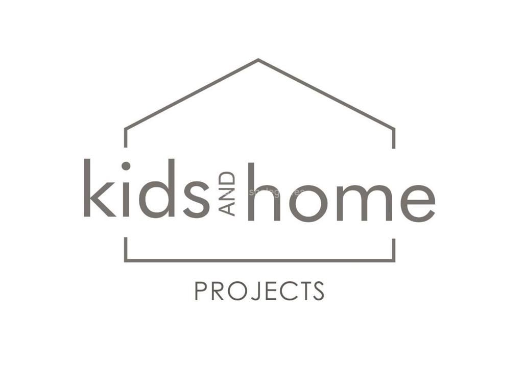 logotipo Kids And Home - Kids House