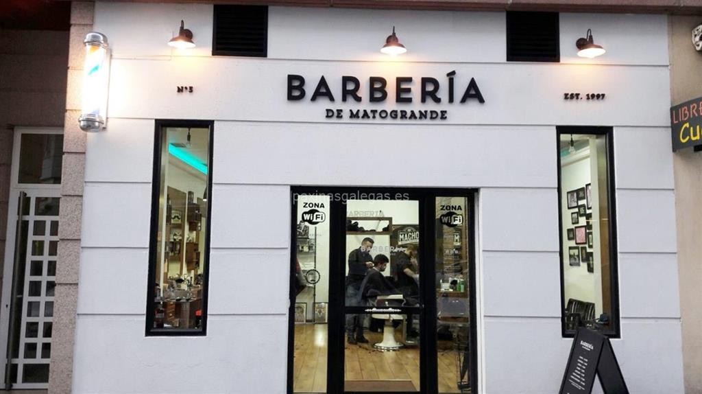 La Barber 237 A De Matogrande A Coru 241 A