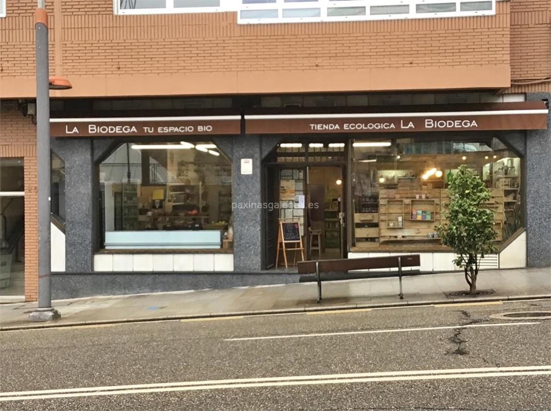 Tienda Ecologica La Biodega En Vigo