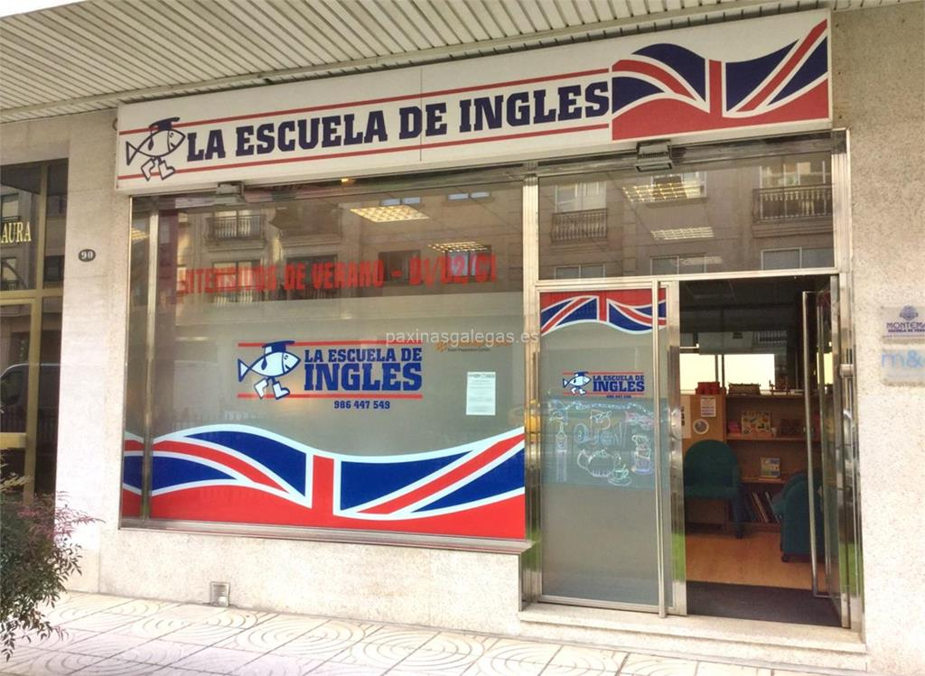 escuela traduccion ingles pontevedra vigo: