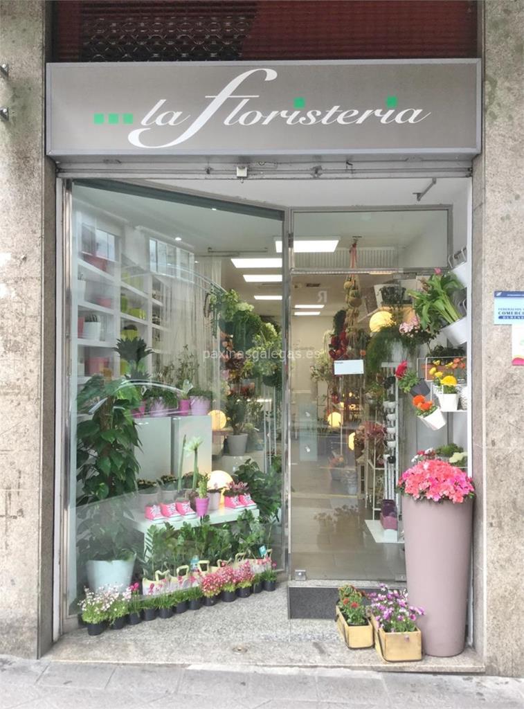 La florister a teleflora ourense for Viveros ourense