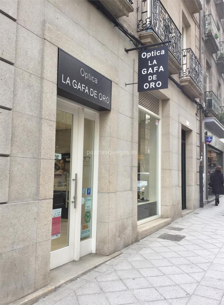 56534867ee Óptica - La Gafa de Oro - Ourense