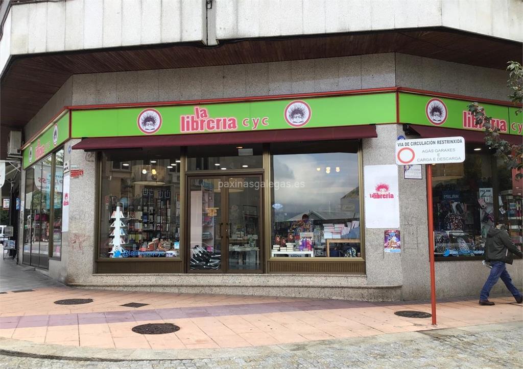 La librer a ourense for Oficina correos ourense