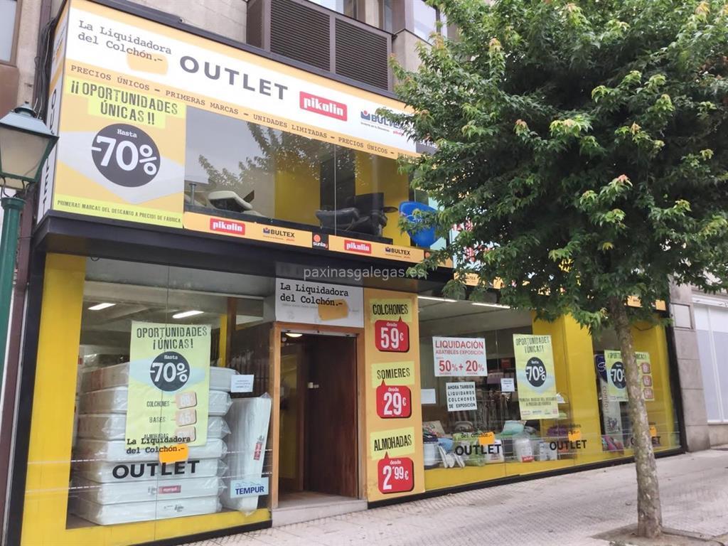 La Liquidadora Del Colch N Santiago # Muebles Compostela Oportunidades