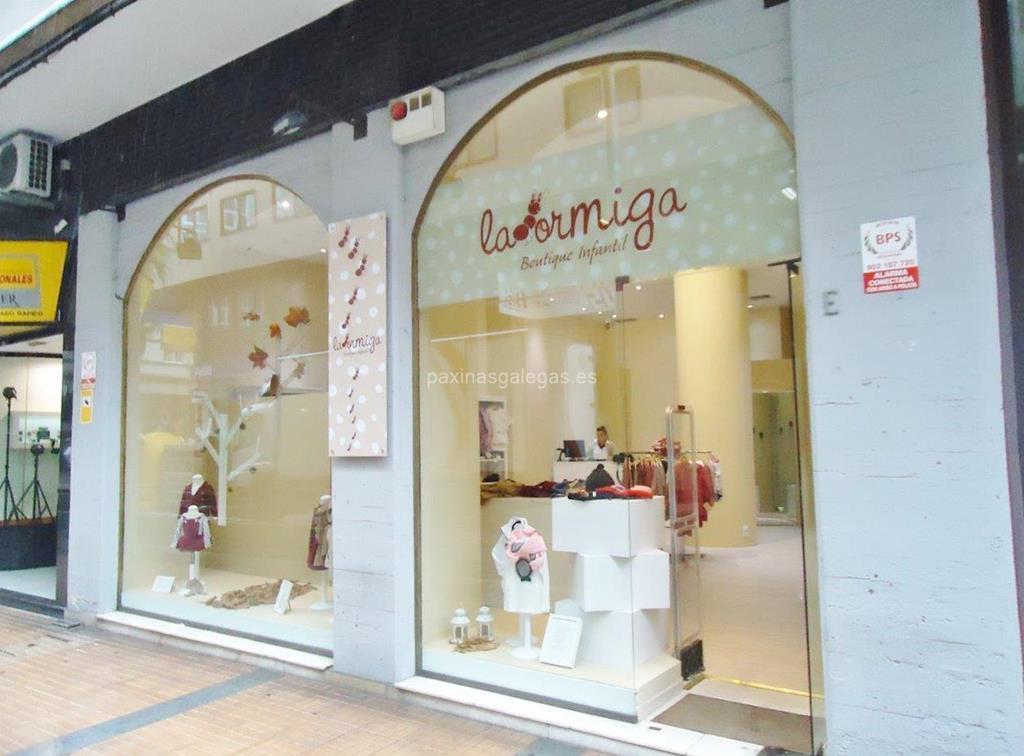 ... imagen principal La Ormiga Boutique Infantil