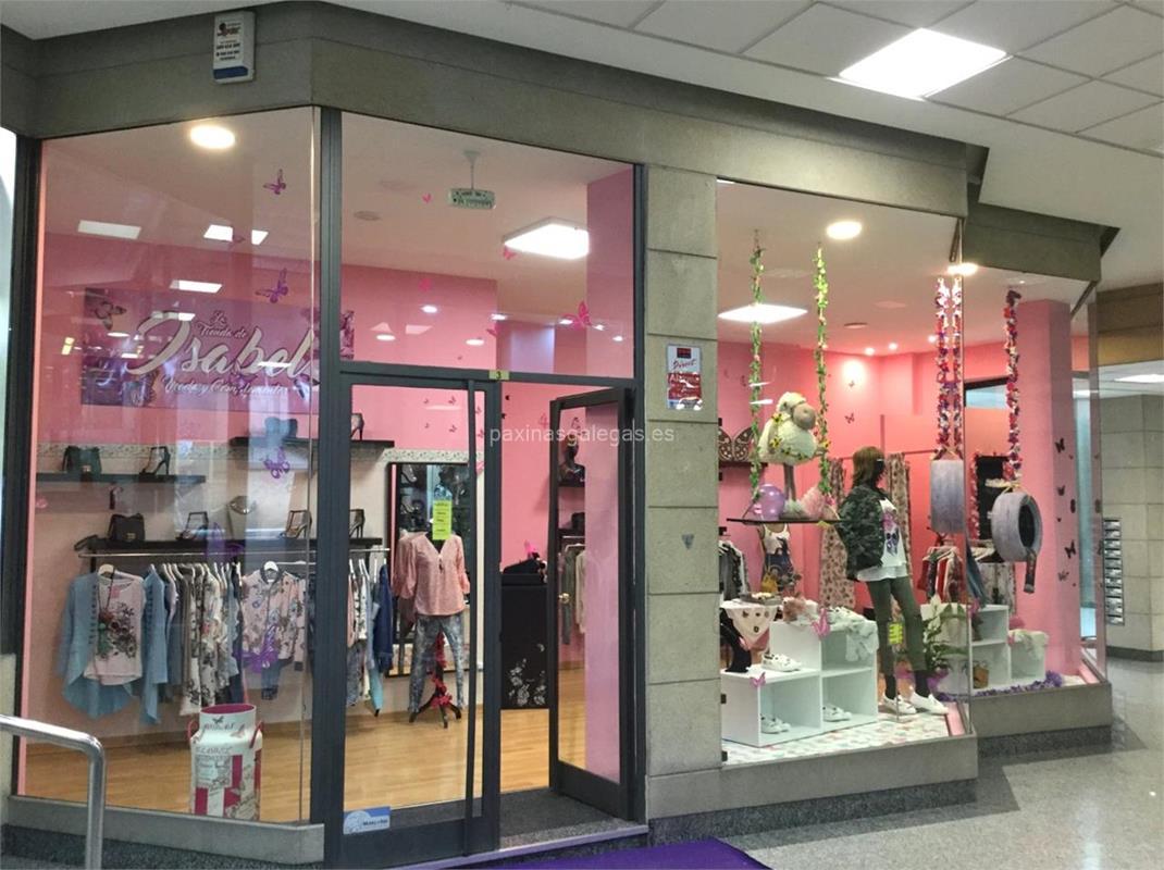 2ea6d6ec98d3 Ropa mujer - La Tienda de Isabel - Ourense