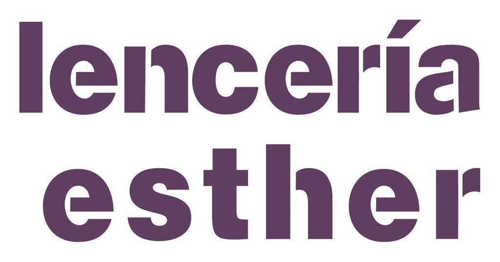logotipo Lencería Esther ... 9a6f4bb3bb9f