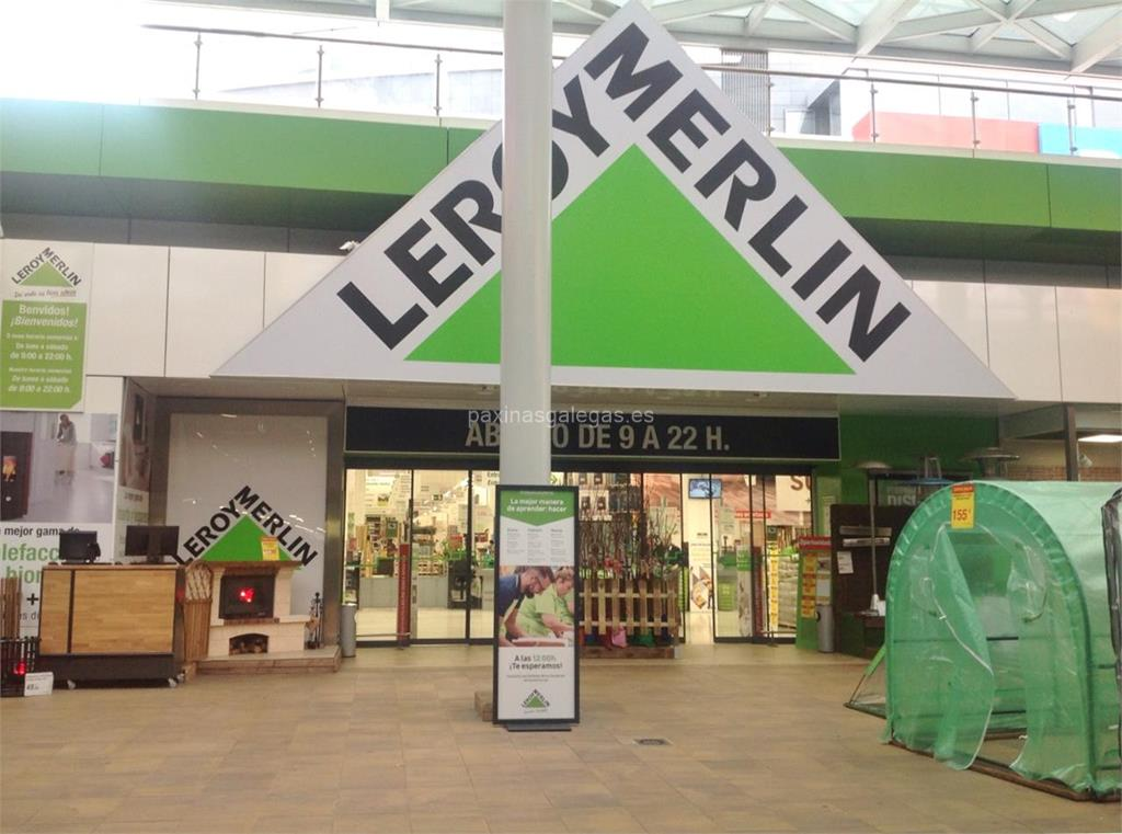 Leroy merl n a coru a for Fontaneria leroy merlin