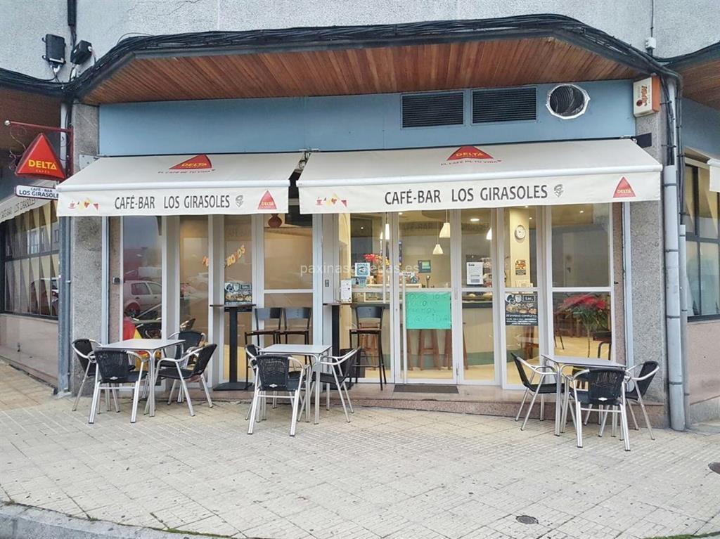 Bar Cafetería Los Girasoles En Ourense