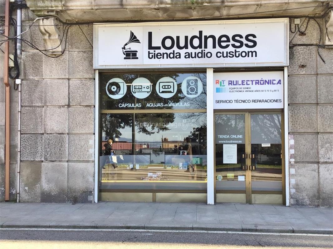 Sonido Profesional Loudness En Vigo