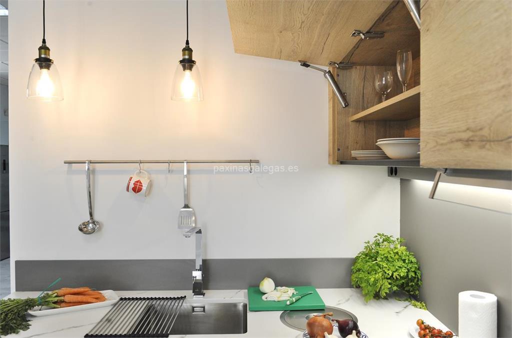 Genial cocinas en pontevedra fotos amikuch cocinas - Empresa diseno de interiores ...