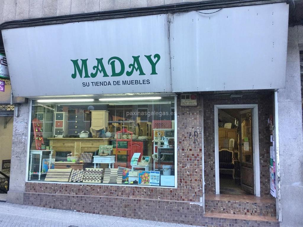 Maday muebles santiago for Muebles santiago aranjuez