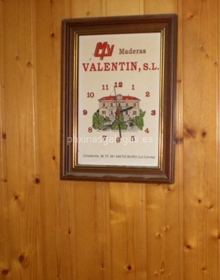 Maderas valent n boiro cimadevila 96 - Puertas metalicas valentin ...