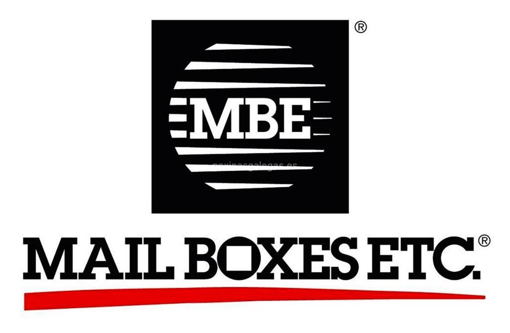 logotipo Mail Boxes Etc