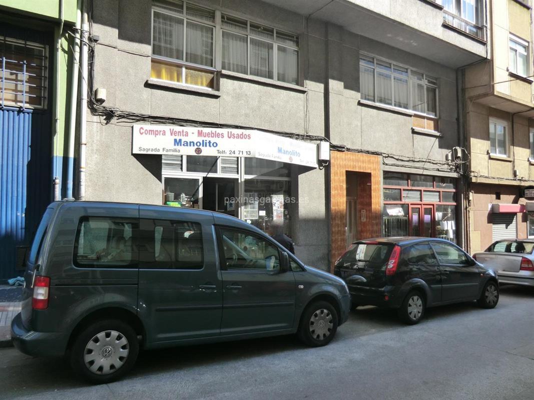 Muebles Manolito - A Coruña
