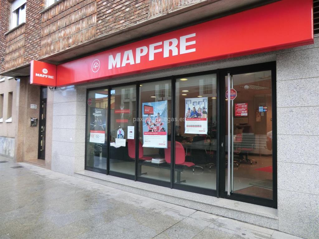 Mapfre ribeira miguel rodr guez bautista 28 bajo - Horario oficina mapfre ...