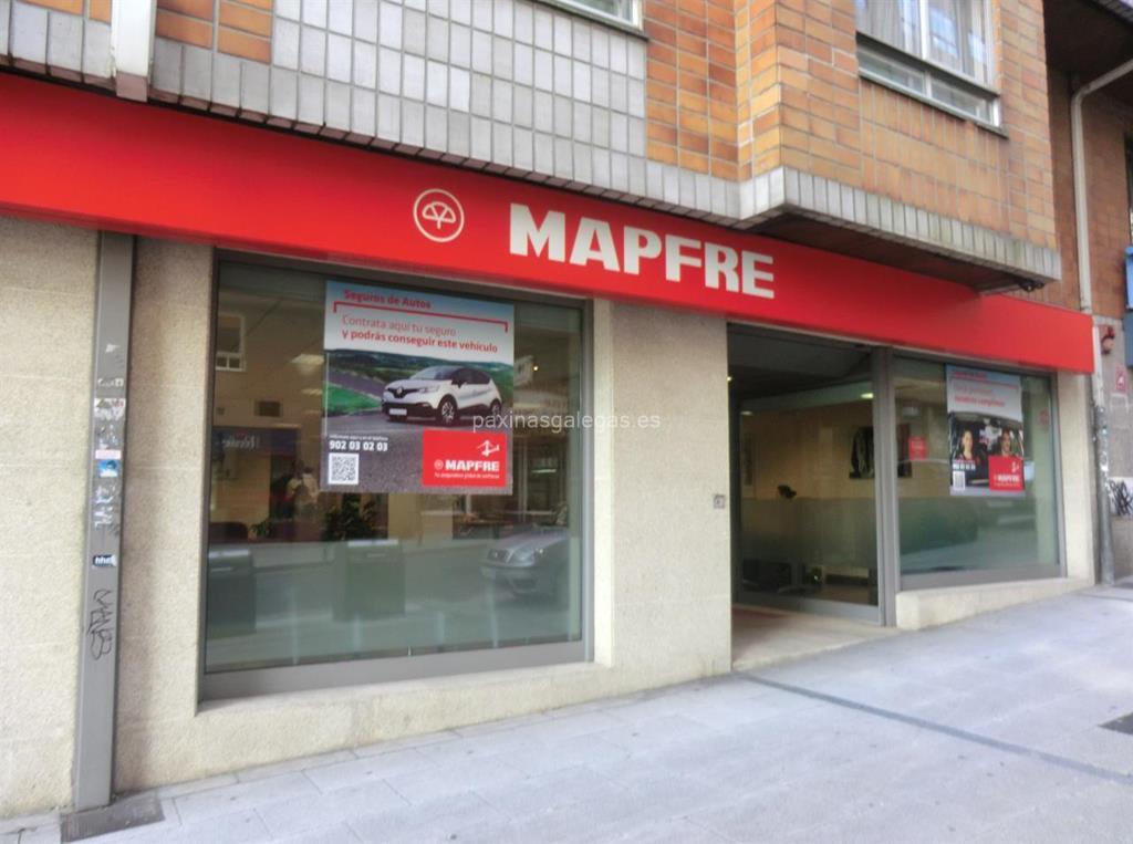 Mapfre santiago fernando iii o santo 32 bajo for Oficina mapfre coruna