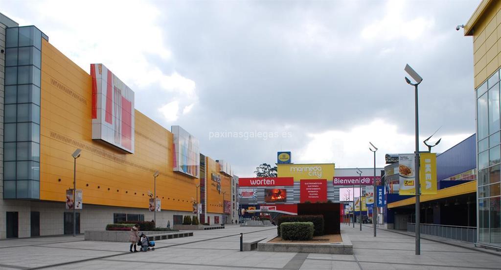 Marineda city a coru a - Cine marineda city coruna ...