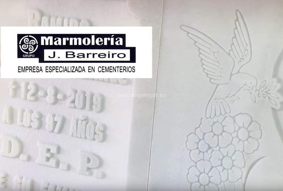 video corporativo Marmolería J. Barreiro