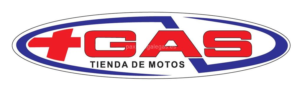 logotipo Más Gas Moto (Multimarca)