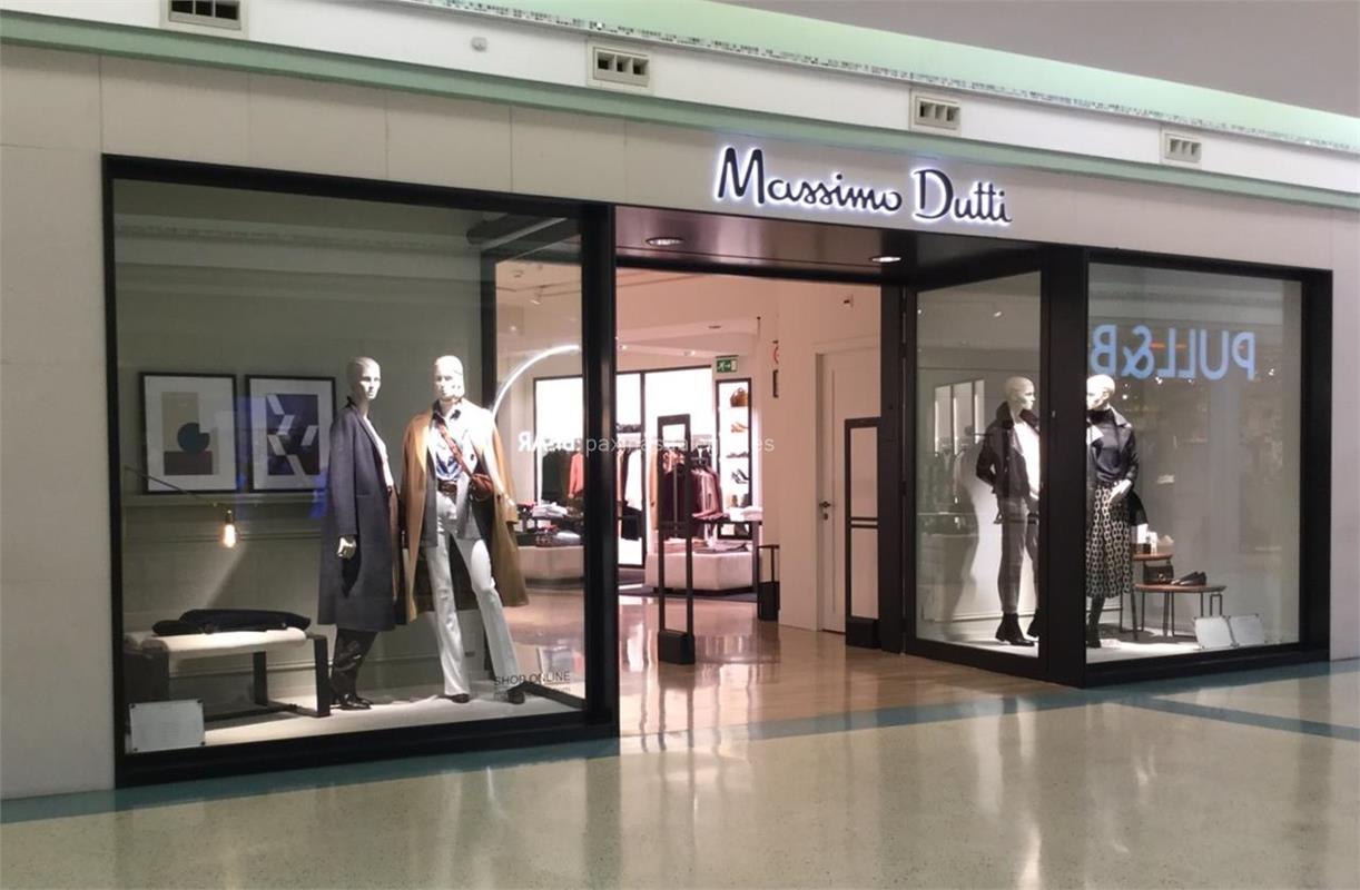Boutique Massimo Dutti En Vigo Miradoiro 2