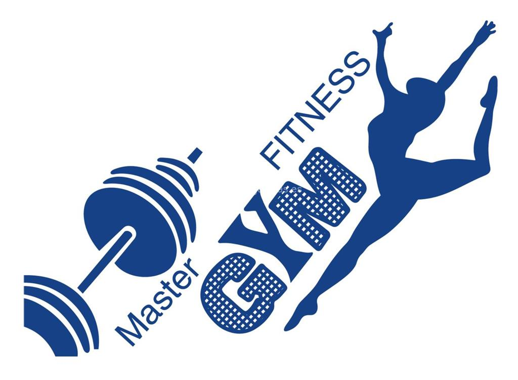 logotipo Máster Gym Fitness