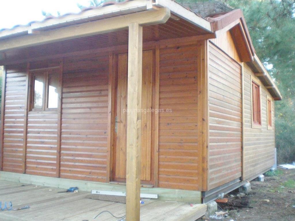 Maxicasa mdm portas - Casas de madera pontevedra ...