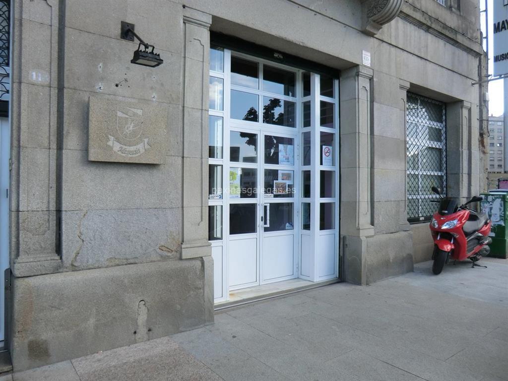 Conservatorio De Música Mayeusis En Vigo