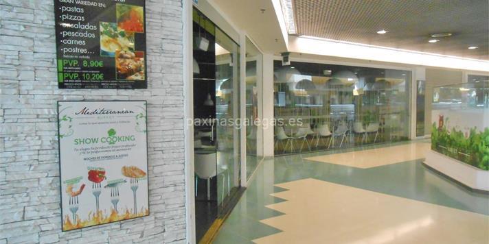 Restaurante - Mediterranean Buffet - Ourense