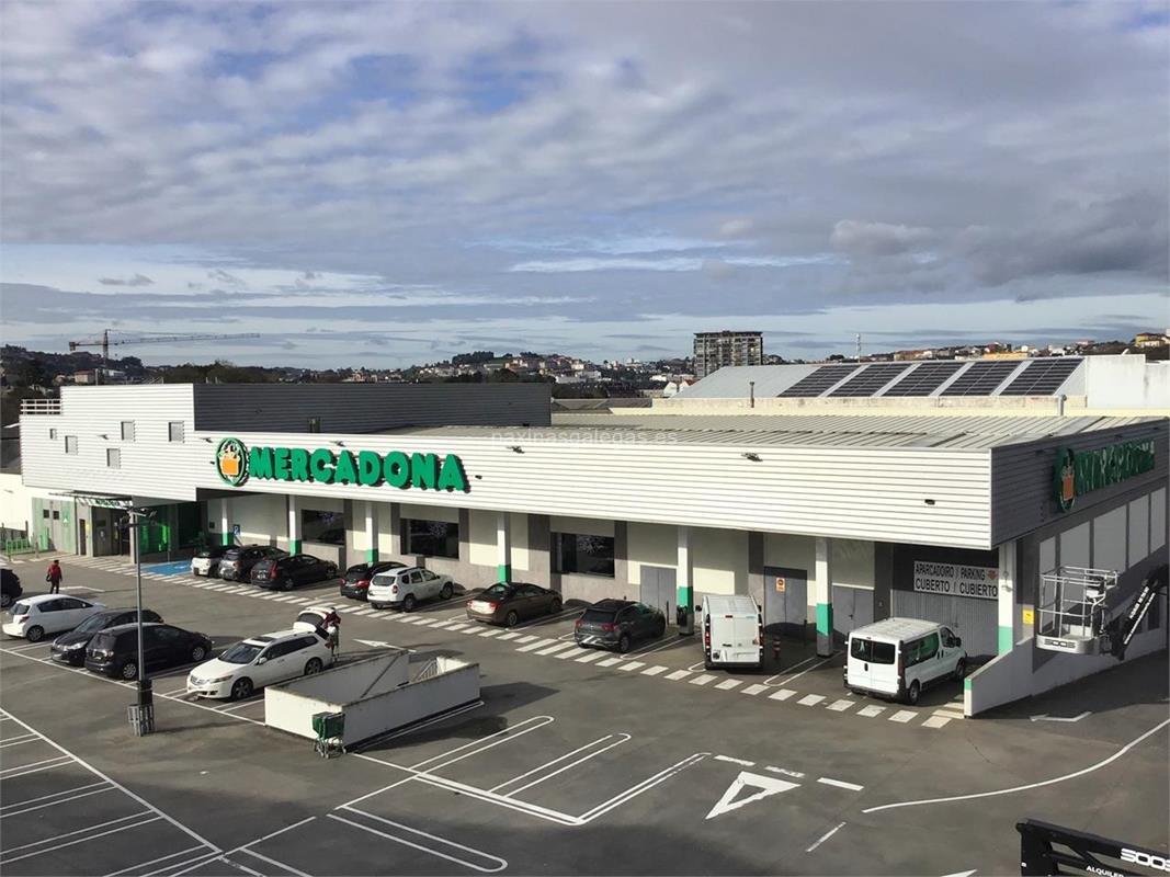 Supermercado Mercadona en Oleiros (Avda. das Mariñas, 283 - PERILLO)