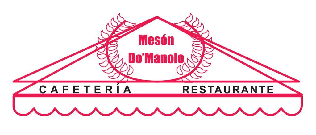 logotipo Mesón do Manolo