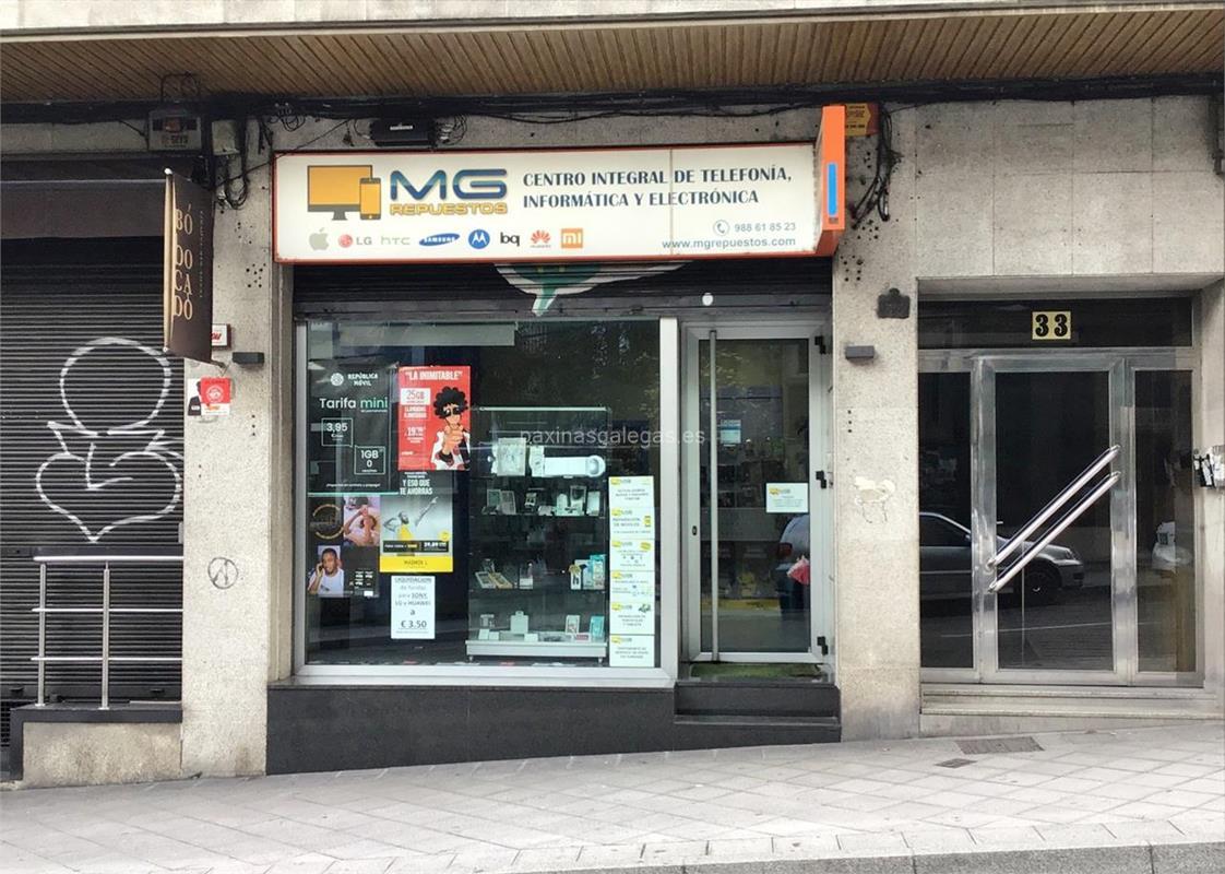 85327ce94e6 Reparación de móviles MGRepuestos. Número de teléfono, calle, web, correo,  horario y más información de MGRepuestos en Ourense.