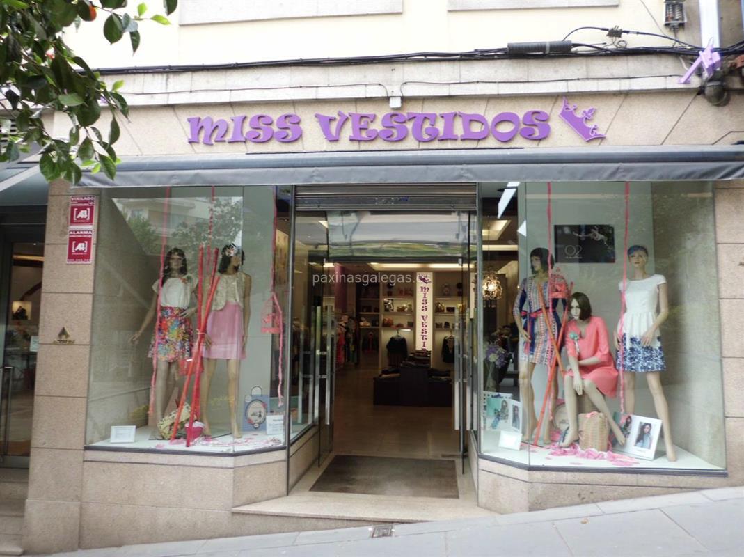 Ropa Mujer Miss Vestidos En Santiago