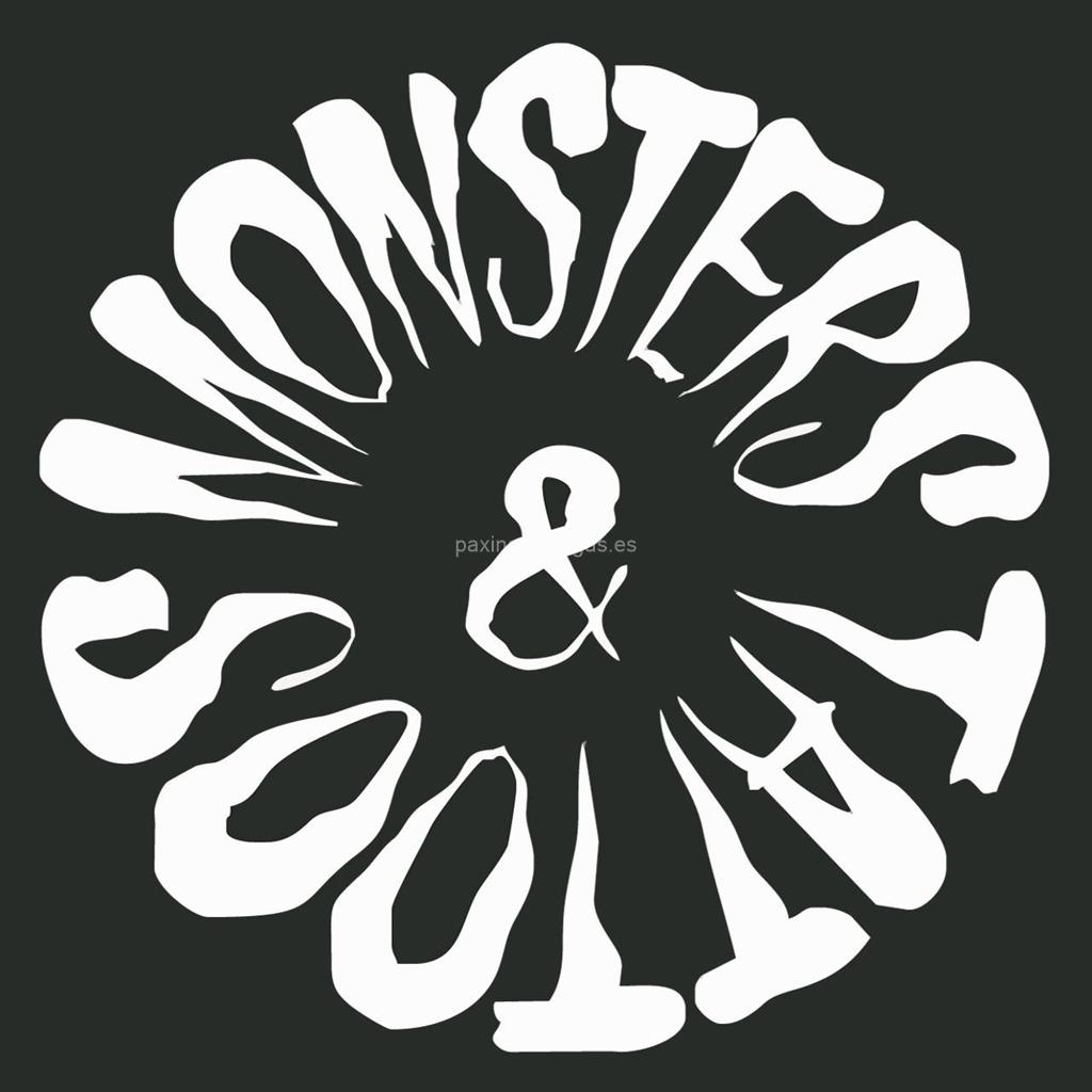 logotipo Monsters & Tattoos