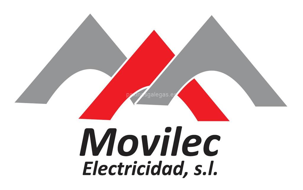 logotipo Movilec Electricidad
