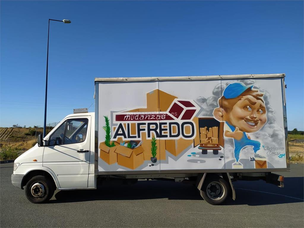 Mudanzas Alfredo Lugo # Muebles Y Mudanzas