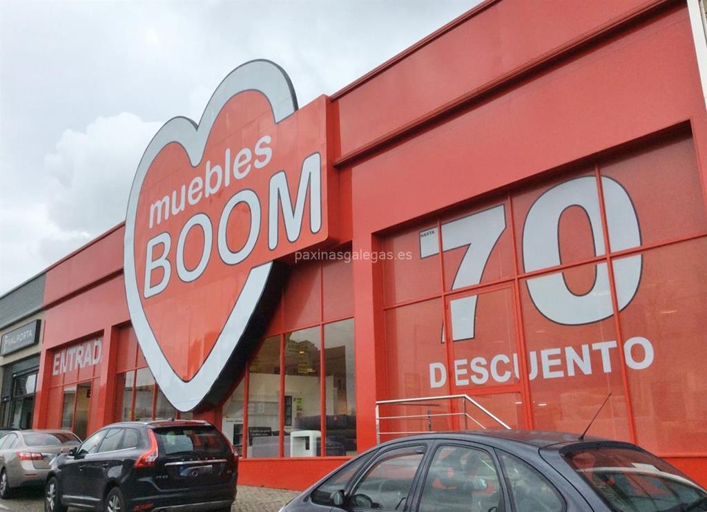 Muebles boom vigo for Muebles boom madrid