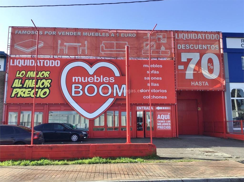 muebles boom ferrol