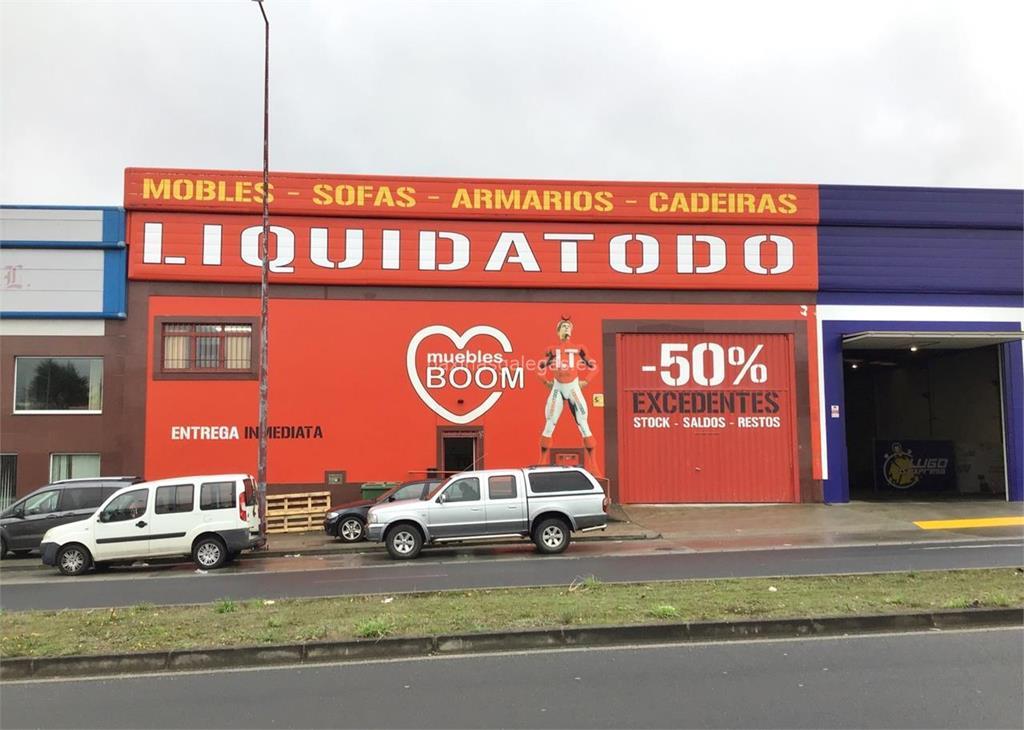 Muebles Boom - Lugo