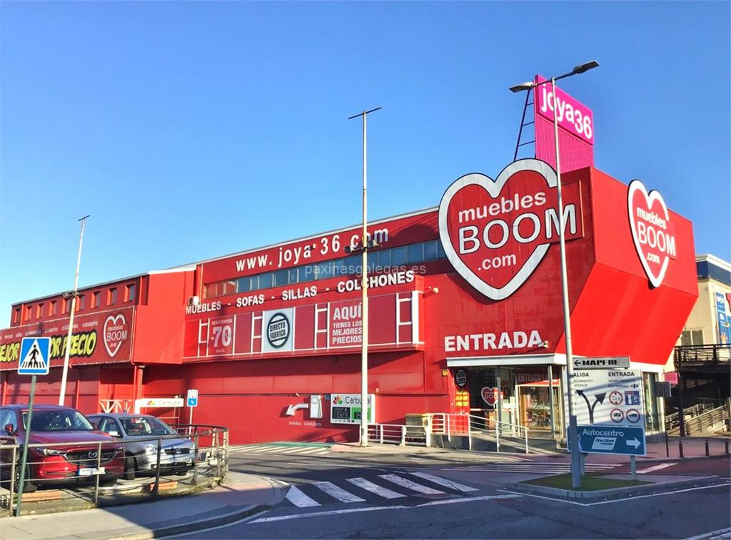Muebles boom a coru a for Muebles boom montigala