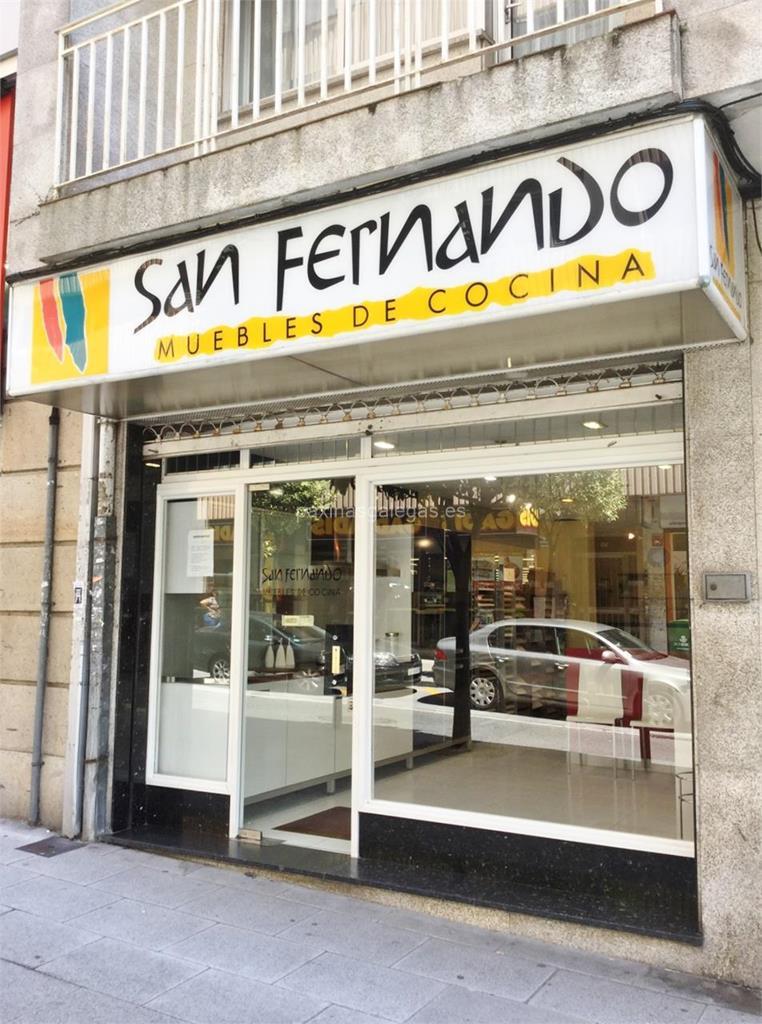 Muebles De Cocina Santiago De Compostela : Muebles cocina san fernando santiago