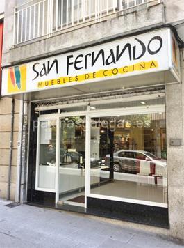 Muebles Cocina San Fernando. Número De Teléfono, Calle, Web, Horario Y Más  Información De Muebles Cocina San Fernando En Santiago De Compostela.