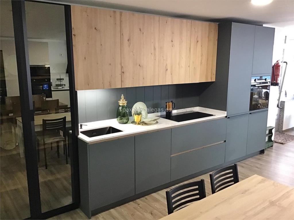 Muebles de cocina pedreira arz a for Muebles para electrodomesticos